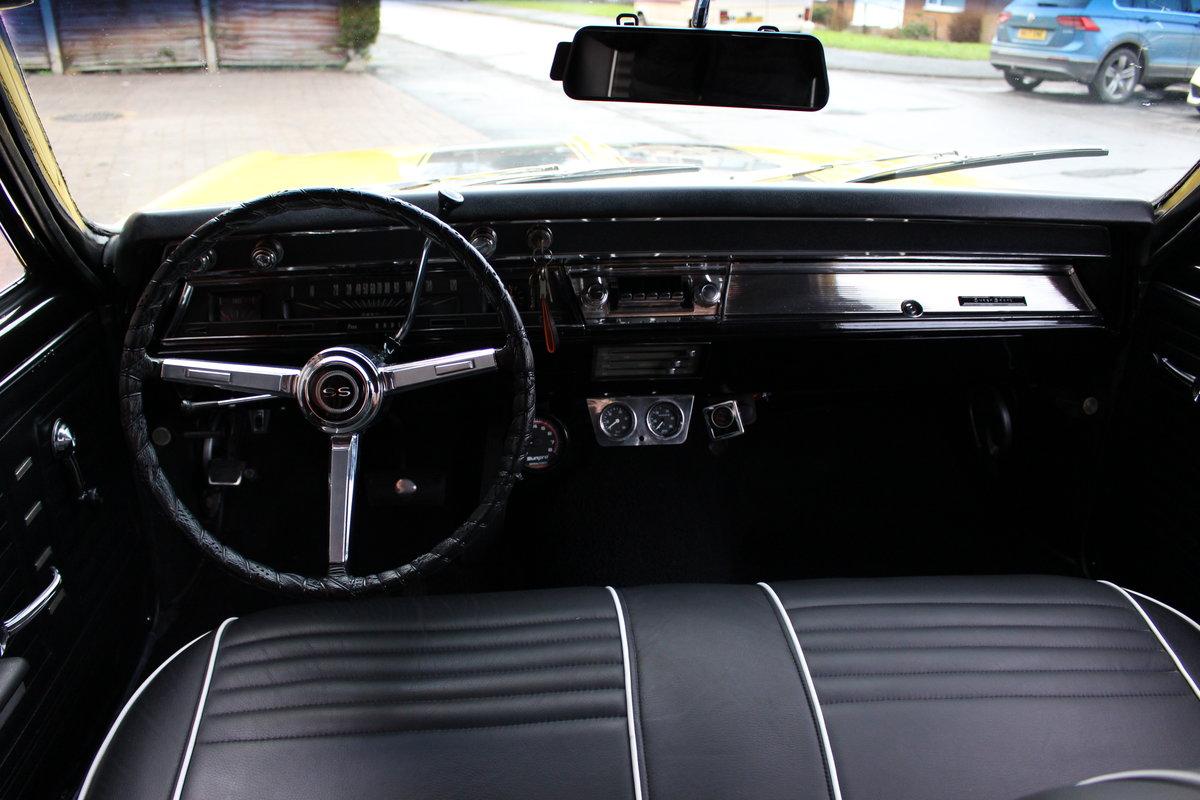 1967 Chevrolet Chevelle Malibu 327 V8 Auto | Rare Example  For Sale (picture 10 of 10)