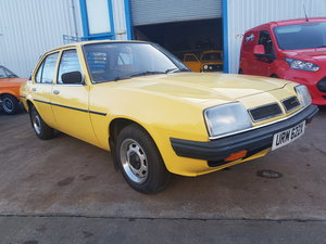 1982 Chevrolet Chevair - Vauxhall Cavalier For Sale