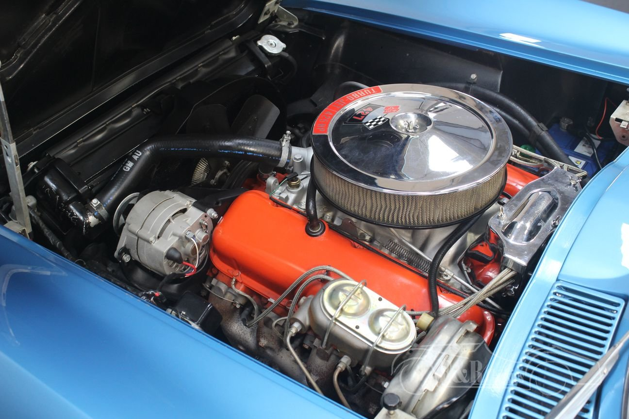 Chevrolet Corvette C2 1966 Big Block V8 For Sale (picture 4 of 6)