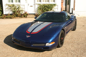 2004 Chevrolet Corvette Z06 Procharged LeMans Edition