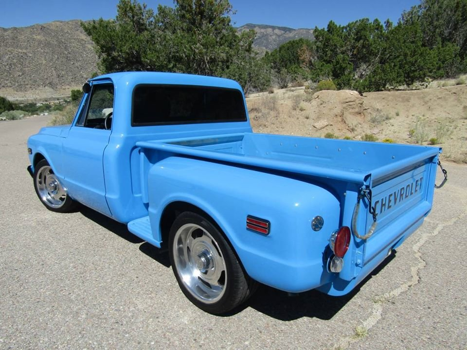 1969 Chevy C10 stepside (Albuquerque, NM) $29,900 obo For Sale (picture 3 of 6)