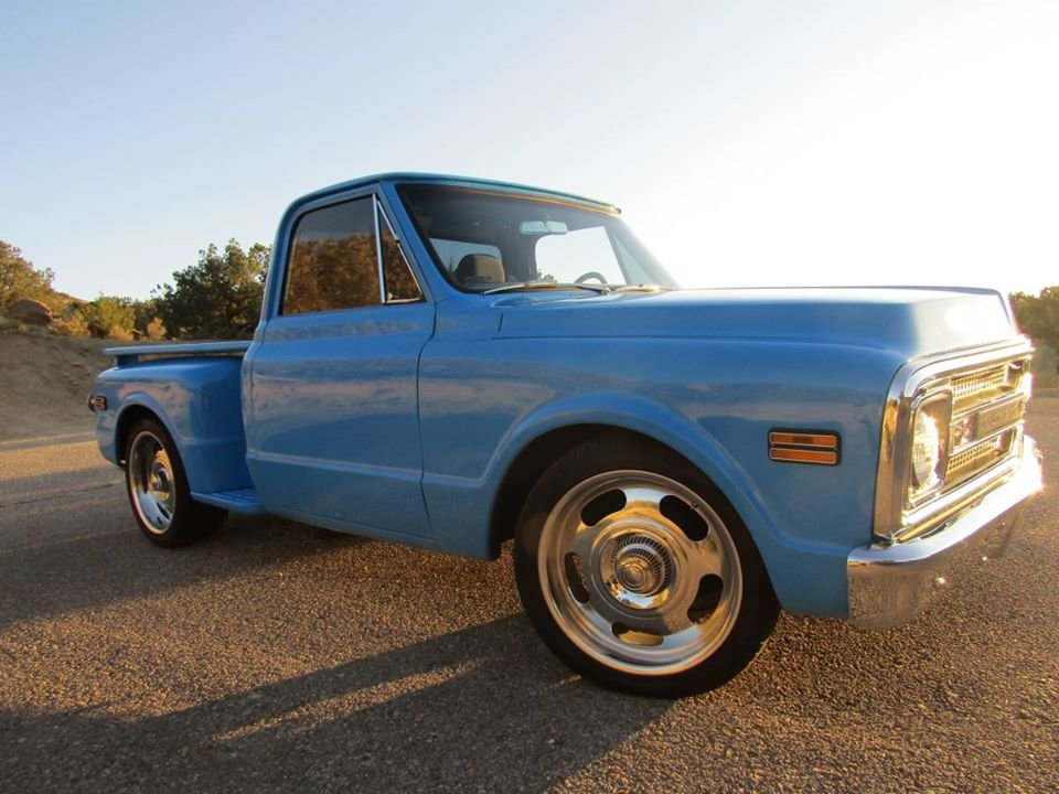1969 Chevy C10 stepside (Albuquerque, NM) $29,900 obo For Sale (picture 4 of 6)