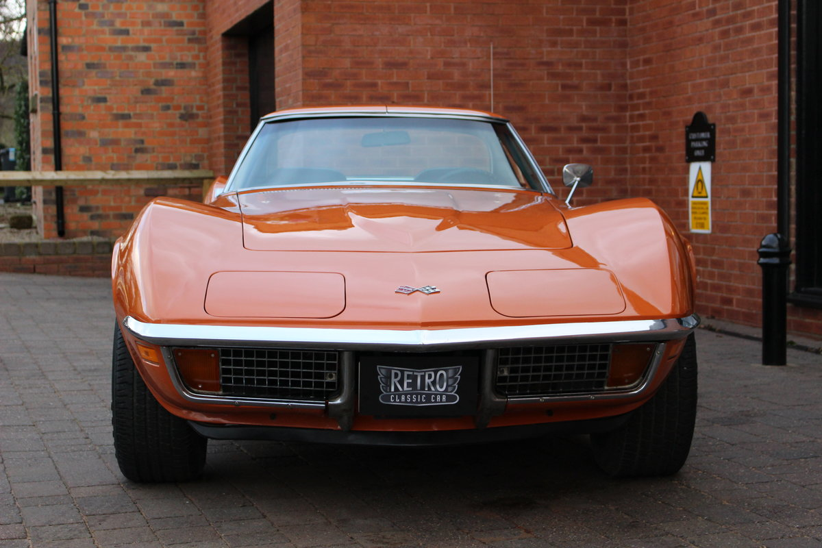 1972 Corvette Stingray 350 Auto   18K Body Off Restoration For Sale (picture 7 of 10)