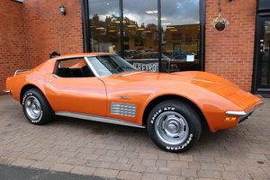 1972 Corvette Stingray 350 V8 Auto|18K Body Off Restoration