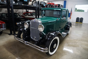 Orig California owner 1931 Chevrolet 194 6 cyl Sports Coupe SOLD