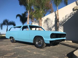 1964 Chevelle 2 door Wagon Rare + Restored U finish $18.9k For Sale