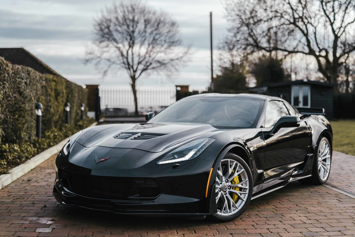 2016 Corvette Z06 with optional Z07 Perfomance pack For Sale (picture 1 of 6)