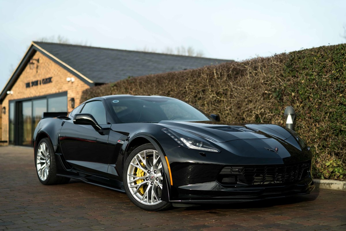 2016 Corvette Z06 with optional Z07 Perfomance pack For Sale (picture 2 of 6)