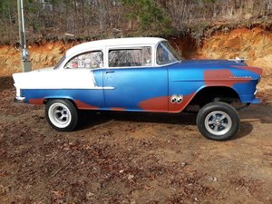 1955 Chevrolet 210 Gasser (Mineral Bluff, GA) $30,000 obo