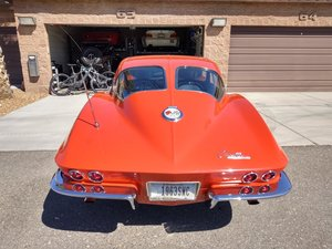 Picture of 1963 Corvette Split(~)Window Coupe  327 4 speed AC $119.5k For Sale