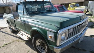 1990 1970 Chevy Pickup Truck C20 LongBed 3/4 Ton 350 AT $3.9k For Sale