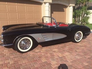 1959 Corvette World class For Sale