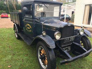 1928 Chevrolet Patina Flatbed Truck