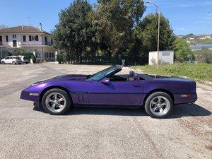 1986 Chevrolet Corvette C4 cabrio