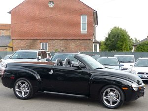 2005 CHEVROLET SSR 6.0 LS2 PICK UP AUTO 400BHP - LEFT HAND DRIVE  For Sale