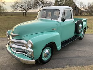 Picture of 1954 54 Chevrolet 3100 5-window cab 235 I6 3-on-the-tree SOLD