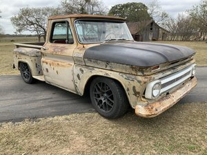Picture of 1965 65 Chevrolet C20 Rat/Restomod SWB Stepside Big Window LS SOLD