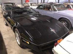 1989 Corvette C4 convertible For Sale