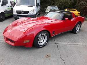 1981 chevrolet corvette c3  For Sale