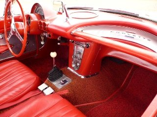 1960 Corvette Roadster Convertible C-1 327 Manual  $64.9k For Sale (picture 3 of 6)