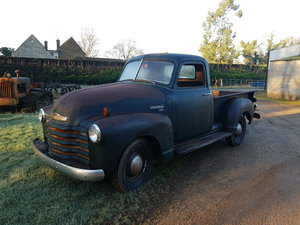 1950 Chevy 3100 Stepside Pickup truck For Sale