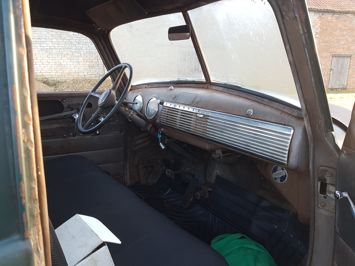 1950 Chevy 3100 Stepside Pickup truck For Sale (picture 4 of 5)