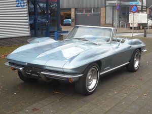 1967 CHEVROLET CORVETTE C2 CONVERTIBLE For Sale