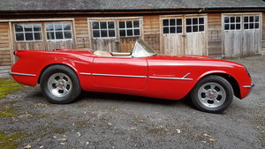 1953 style  corvette  C1 with 5.7ltr   350 block For Sale