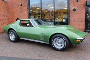 1972 Corvette Stingray 350 V8 Auto | Huge Upgrades  SOLD
