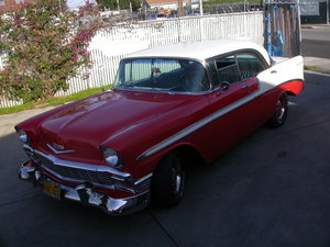 Picture of 1956 V8 ENGINE POWER DISC BRAKES $19250 SHIPPING INCLUDED SOLD