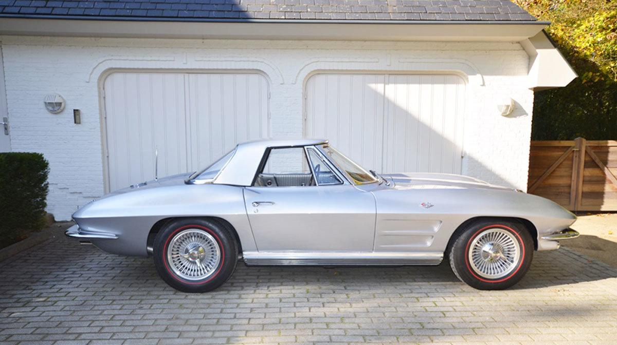 1964 Chevrolet Corvette Stingray C2 17 Jan 2020 For Sale by Auction (picture 2 of 6)