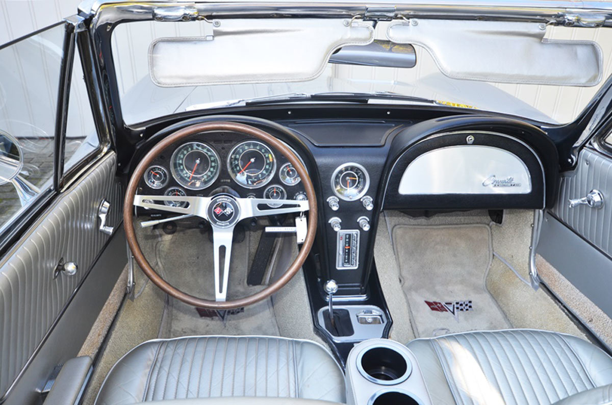 1964 Chevrolet Corvette Stingray C2 17 Jan 2020 For Sale by Auction (picture 4 of 6)