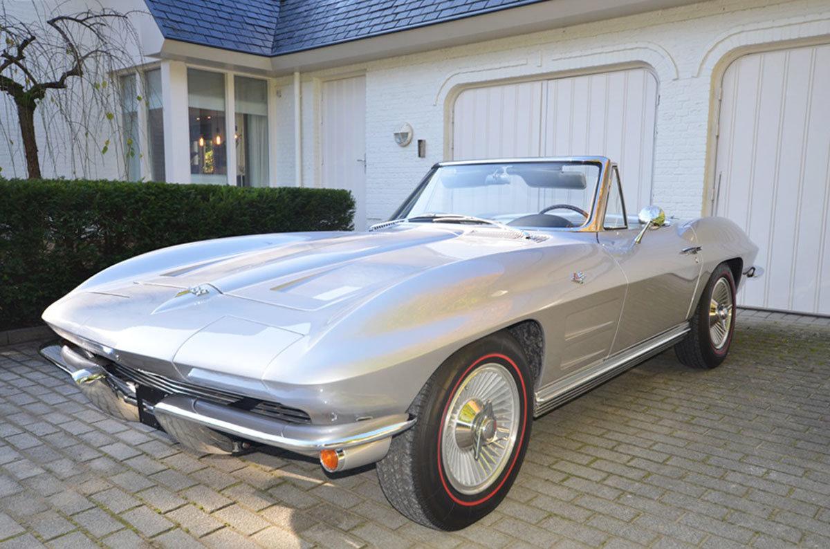 1964 Chevrolet Corvette Stingray C2 17 Jan 2020 For Sale by Auction (picture 5 of 6)