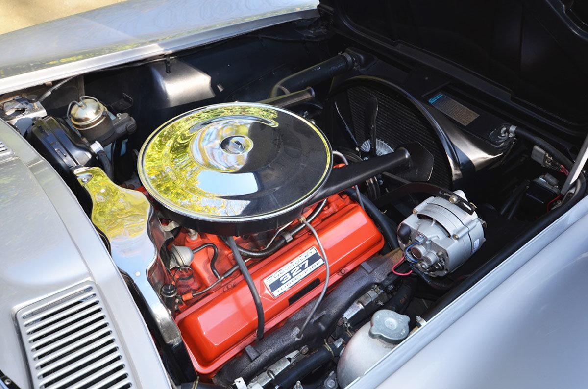 1964 Chevrolet Corvette Stingray C2 17 Jan 2020 For Sale by Auction (picture 6 of 6)