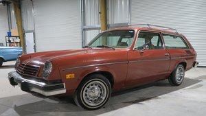 1975 Chevrolet Vega WAGON 4-cyls Manual Dry Soild $9.9k For Sale