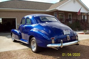 1948 Chevrolet Fleetmaster coupe (Elloree, SC) $29,900 obo