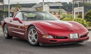 2002 Chevrolet Corvette C5 5.7 V8 LS1 6 Speed Manual - High Spec For Sale