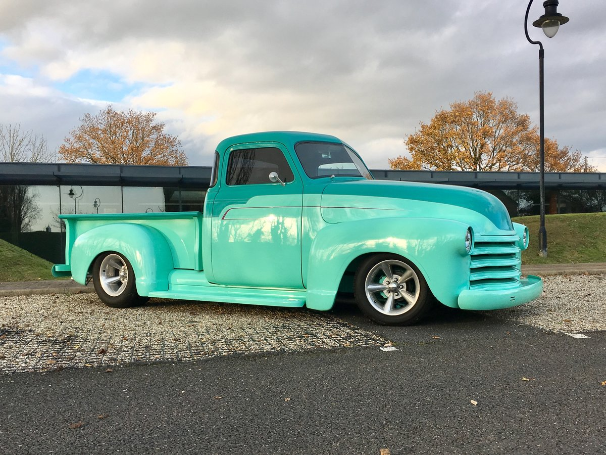 1948 Chevrolet 3100 Stepside Pick-Up For Sale (picture 1 of 6)
