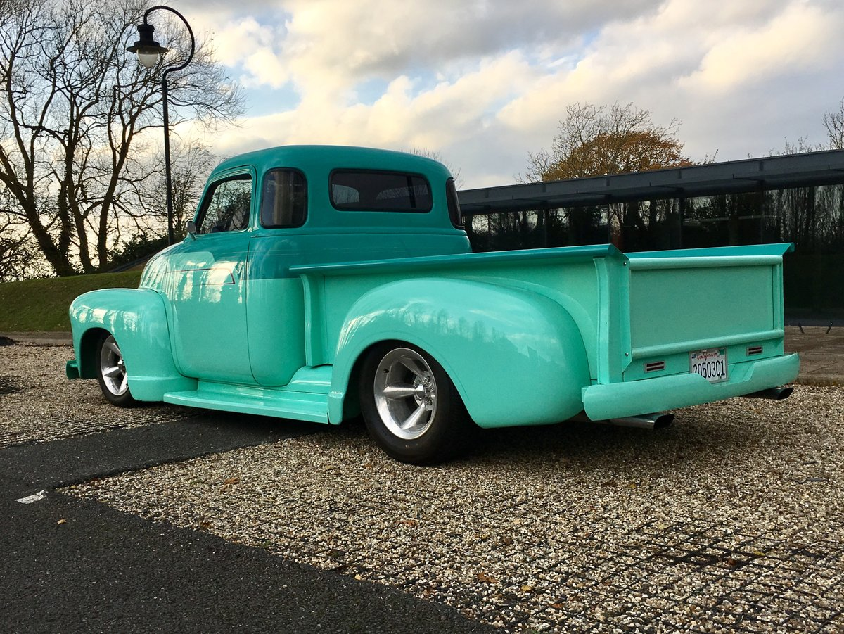 1948 Chevrolet 3100 Stepside Pick-Up For Sale (picture 2 of 6)