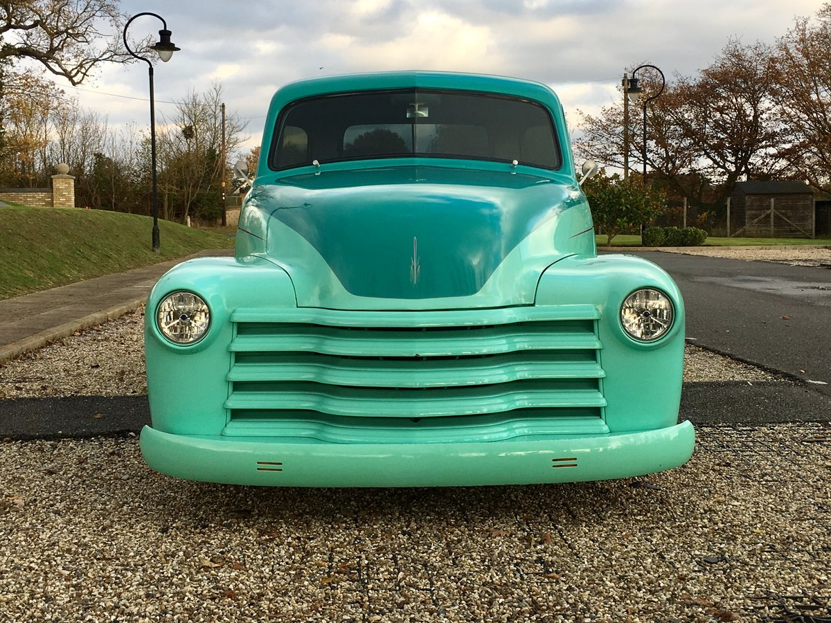 1948 Chevrolet 3100 Stepside Pick-Up For Sale (picture 3 of 6)