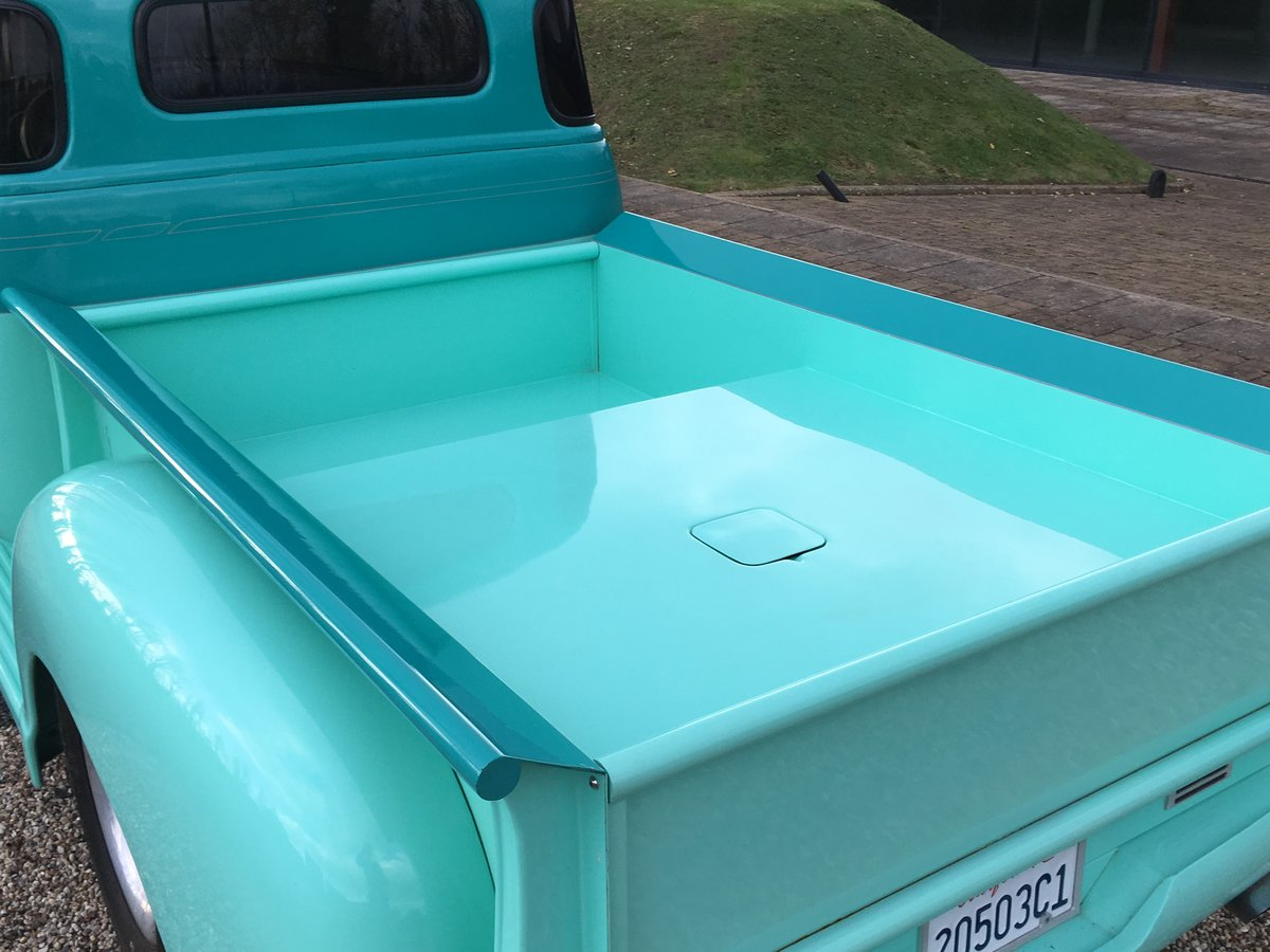 1948 Chevrolet 3100 Stepside Pick-Up For Sale (picture 4 of 6)