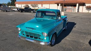 1955 Chevrolet truck in good condition For Sale