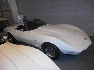 1974 CHEVROLET CORVETTE C3 CONVERTIBLE  For Sale