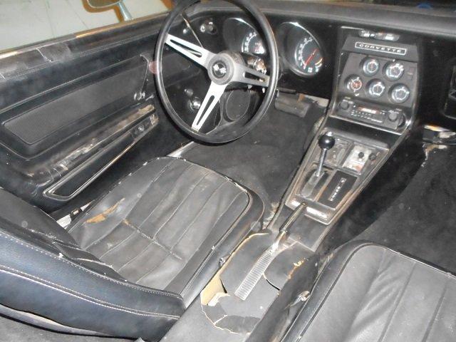 1974 CHEVROLET CORVETTE C3 CONVERTIBLE  For Sale (picture 3 of 6)