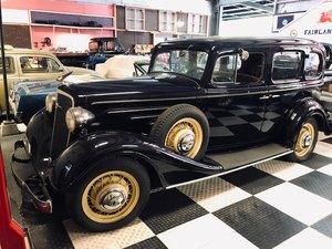 1934 Chevrolet Master Deluxe Restored Pound up Price Down