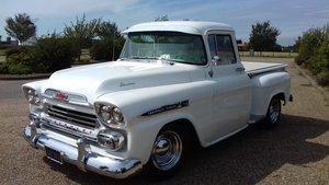 1959 3100 Chevrolet Apache Stepside