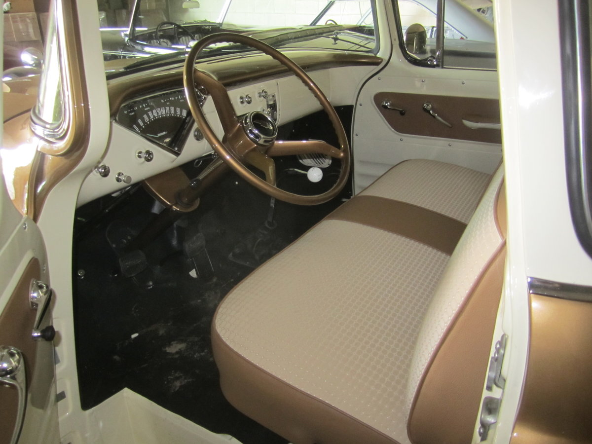 1958 Chevrolet Apache 50th Anniversary Edition For Sale (picture 3 of 6)