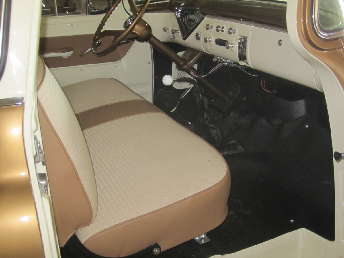 1958 Chevrolet Apache 50th Anniversary Edition For Sale (picture 4 of 6)