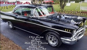 Picture of 1957 Chevrolet Bel Air Sport Coupe 2 Door Hardtop For Sale