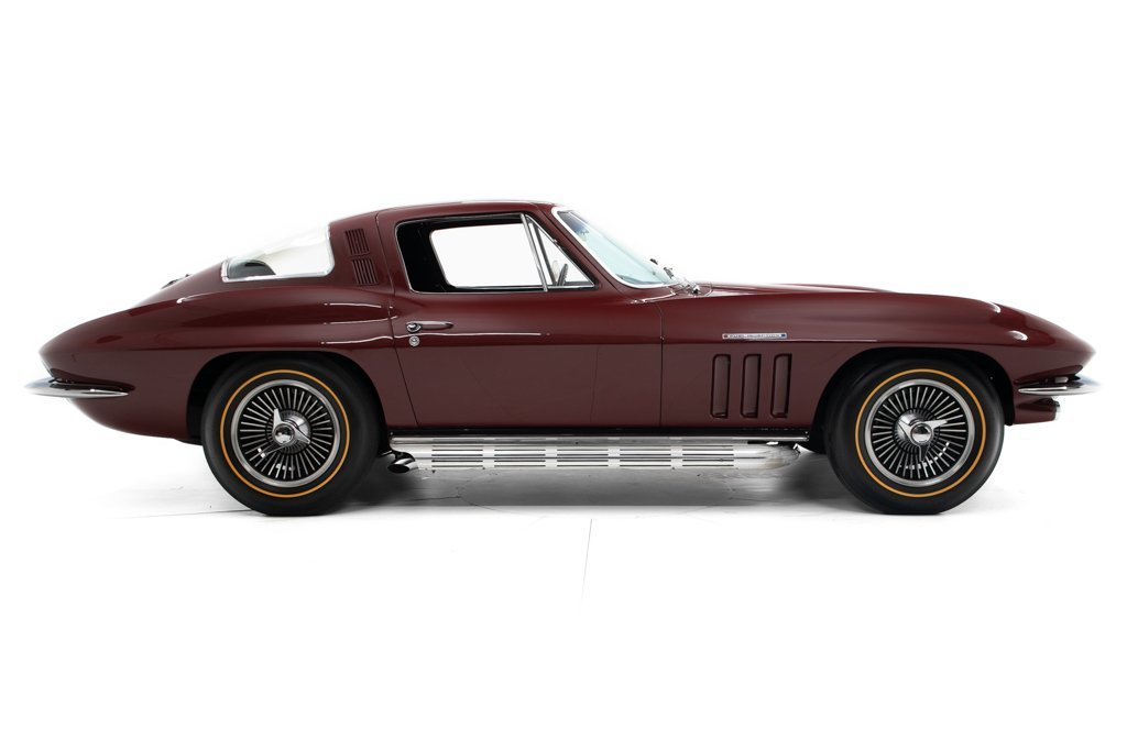 1965 Corvette Sting Ray Coupe 375 hp fuelie 4 spd $89.5k For Sale (picture 2 of 6)